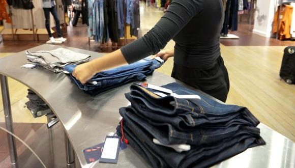 ¿Jeans que no necesitan ser lavados? (Bloomberg)