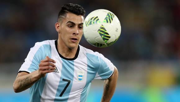 Argentina y Guatemala se miden en amistoso internacional. (Foto: EFE)