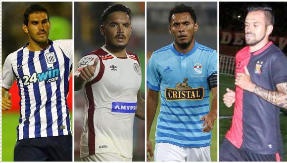 Alianza marcha cuarto en el Grupo B, seguido por Universitario y Municipal. Cristal se ubica tercero en el Grupo A. (USI)