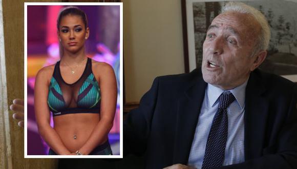 Guido Lombardi escribió polémico tuit a favor de la expulsión de Julieta Rodríguez. (USI/Perú21)