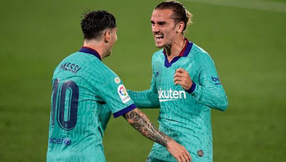 Barcelona buscará ante Juventus su segunda victoria en la Champions League. (Foto: AFP)