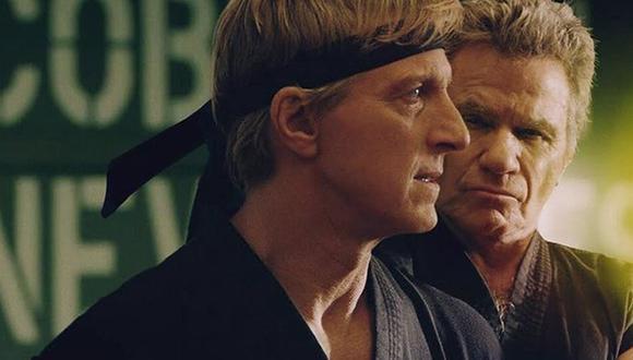 """William Zabka reveló cuál fue la mejor escena para él de la temporada 3 en """"Cobra Kai"""" (Foto: Netflix)"""
