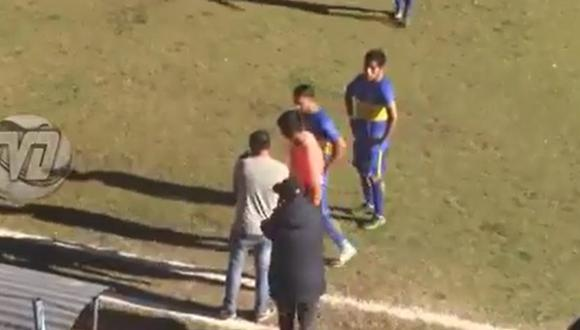 Copa Perú: Árbitro recurrió a las imágenes para validar un gol ¿Usó el VAR?. (Facebook)