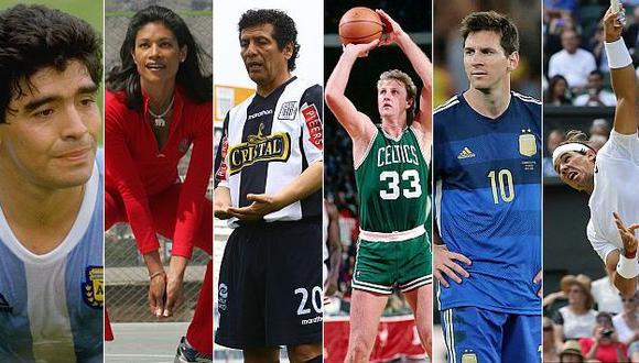 Conoce a algunos de los deportistas que la rompen con la izquierda. (USI)