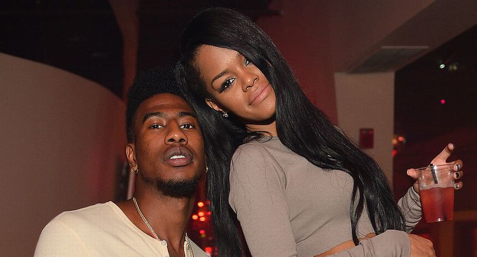 La cantante estadounidense Teyana Taylor es novia de Iman Shumpert, jugador de los New York Knicks. (Cortesía: thejasminebrand.com)