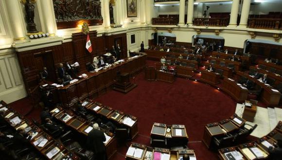Parlamento debatirá su futuro. (Rafael Cornejo)