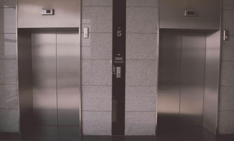 El ascensor del edificio construido en 1920 se había detenido entre el segundo y el tercer piso. (Foto: Pixabay)