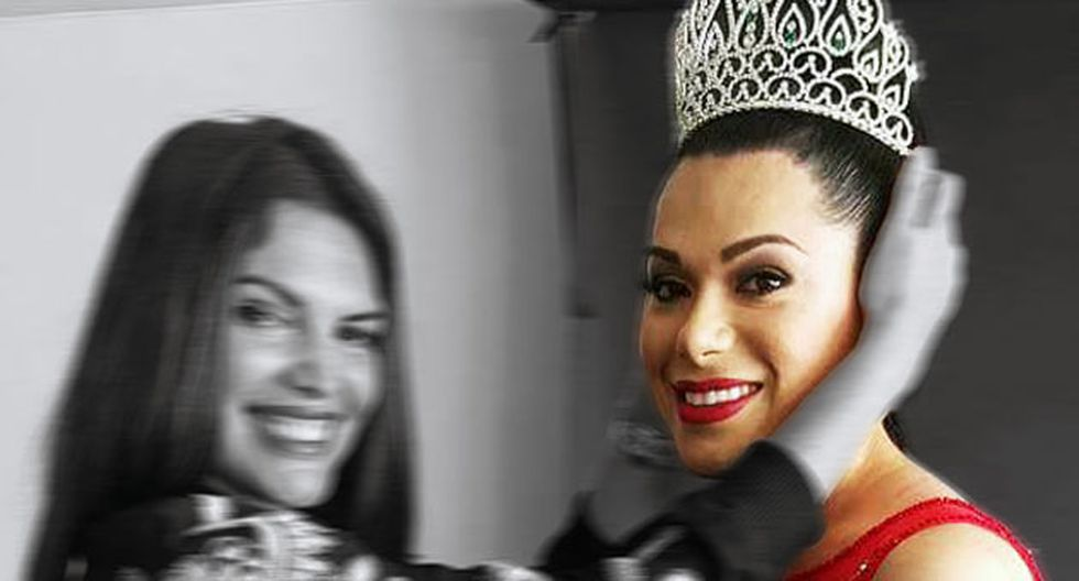 Jessica Newton (izquierda) junto a Dayana Valenzuela (derecha). (Facebook / Miss Perú World)
