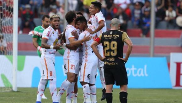 Ayacucho FC y Mannucci disputan el primer compromiso del Torneo Clausura. (Foto: GEC)