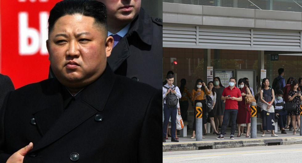 Kim Jong-un ordenó ejecución a un funcionario que violó la cuarentena al ingresar a un baño público