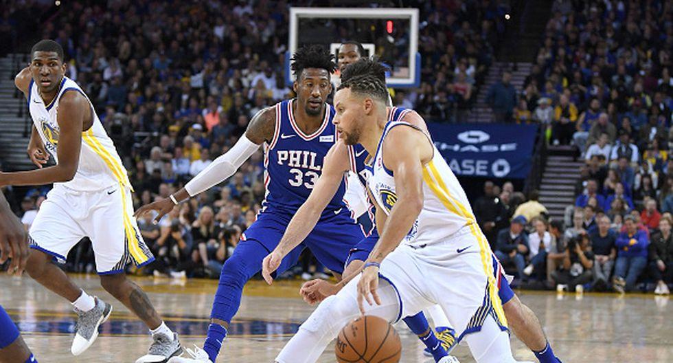 3. Golden State Warriors: Con un gasto salarial anual de 7.5 millones de euros. Stephen Curry gana 35 millones de dólares. (Getty Images)