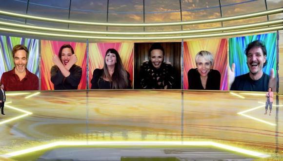 "Lynda Carter y Gal Gadot aparecen juntas en panel de ""Wonder Woman 84"" (Foto: Twitter)"