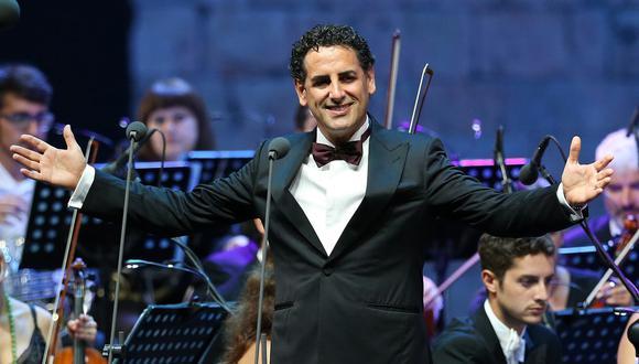 Juan Diego Flórez brindará concierto online este 24 de julio. (Foto: Josepg Eid/AFP)