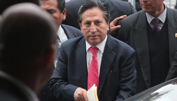 Testigo complica situación de Alejandro Toledo. (Martín Pauca)