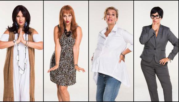 Katia Condos estrenará su primer unipersonal 'Las Lolas'. (Créditos: Los Productores)