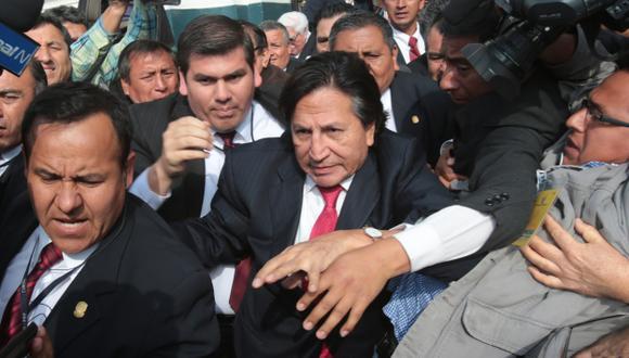 En los próximos días se conocerá el informe del Congreso y la resolución de la Fiscalía de la Nación. (Martín Pauca)