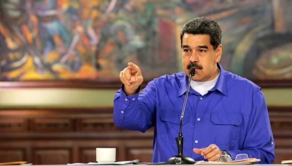 """Según Nicolás Maduro, en Colombia """"le tienen terror a la revolución chavista bolivariana"""" y aseguró que por eso planifican su asesinato. (Foto: AFP)"""