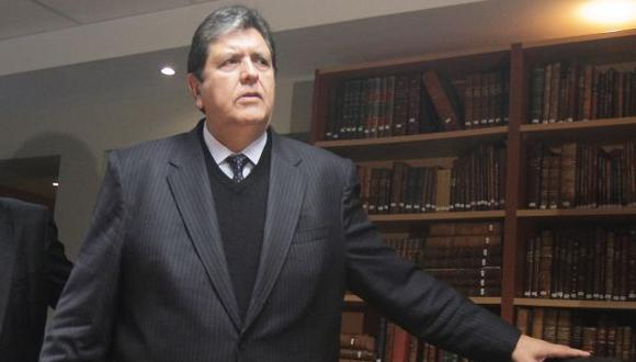 Los gremios empresariales expresaron sus condolencias ante la noticia de la muerte de Alan García. (Foto GEC)