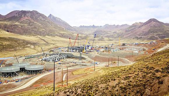 Toromocho es la primera mina en América Latina creada desde cero por una empresa china. (USI)