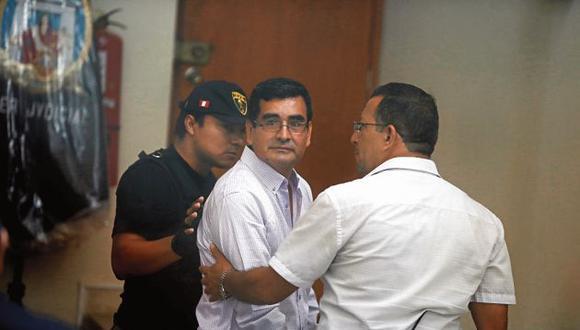 César Álvarez cumple prisión preventiva desde noviembre de 2017. (GEC)