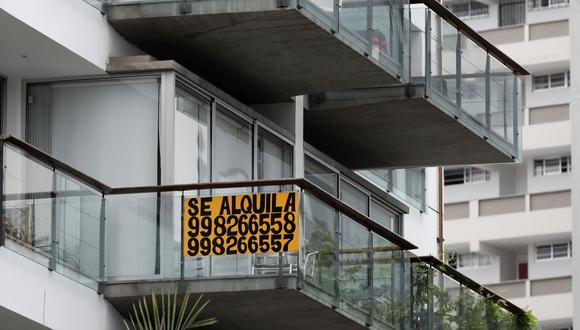 Un departamento medio en la ciudad, con 2 habitaciones y 60m2 tiene un precio promedio de S/ 397,000. (Foto: Angela Ponce / GEC)