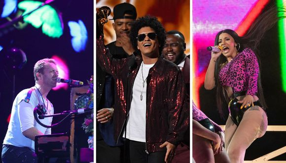 Warner transmitirá por Youtube las mejores presentaciones de diferentes artistas en PlayOn Fest. (AFP).