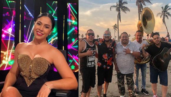 Maricarmen Marín lanzará el tema 'Conquístame' con el grupo mexicano 'Los Pikadientes de Caborca'