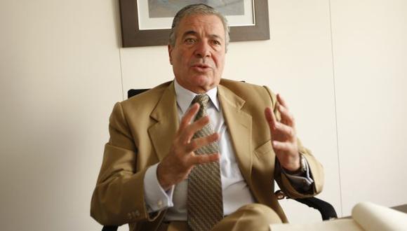 Carlos Hamann, ex director de la UIF, asegura que sí habría delito en el caso de Nadine Heredia. (USI)