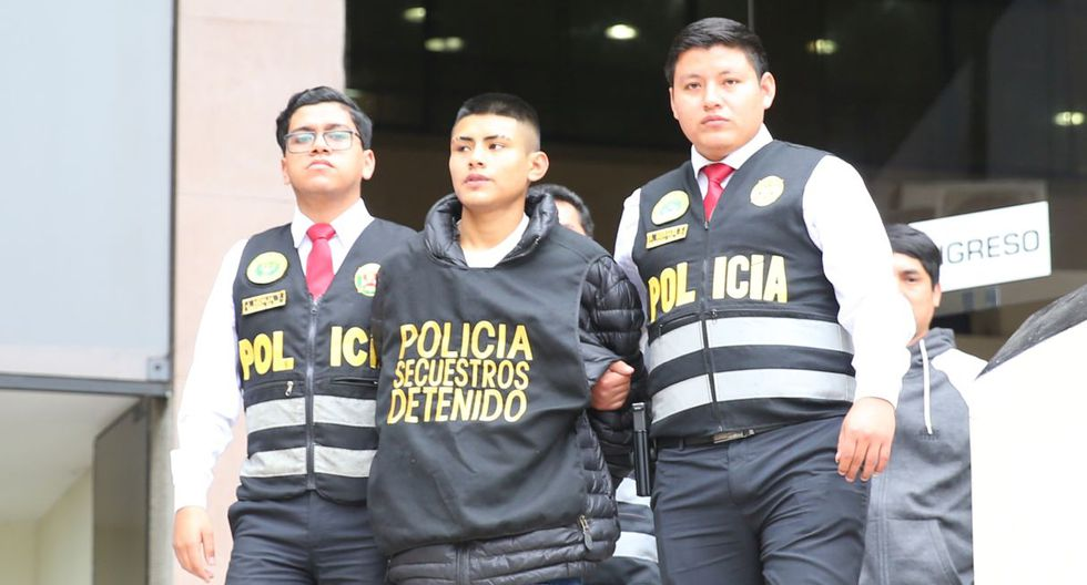 'Bebacho0 fue detenido esta semana en San Juan de Lurigancho con un arma de fuego y droga. (GEC)