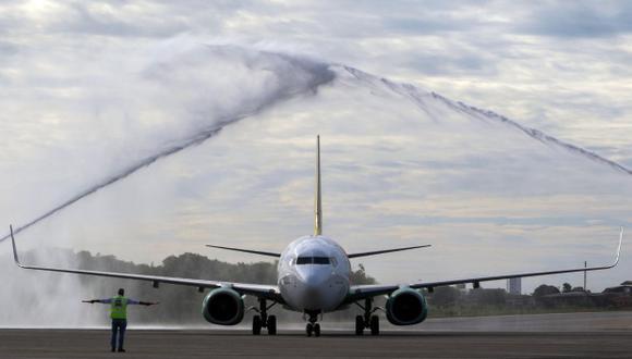 La compañía se había planteado aumentar la producción a 57 aviones de esta familia mensuales. (Foto: AFP)