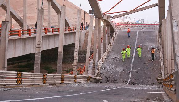 El proyecto comprende más de 4,200 km de vías en 16 regiones. (FOTO: GEC)