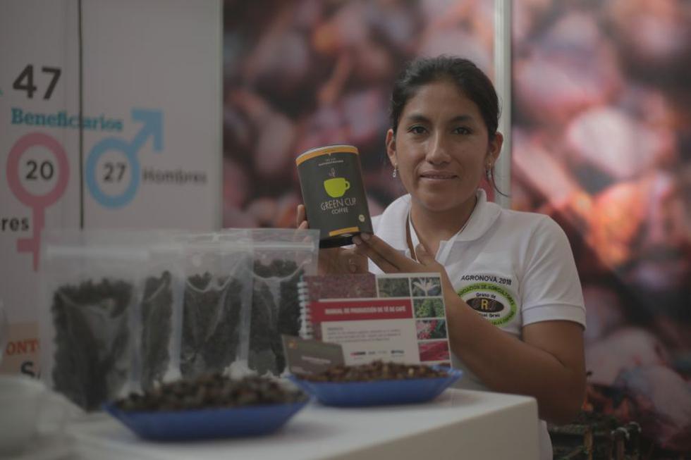Feria de Innovación en el Sector Agrario (Minagri)