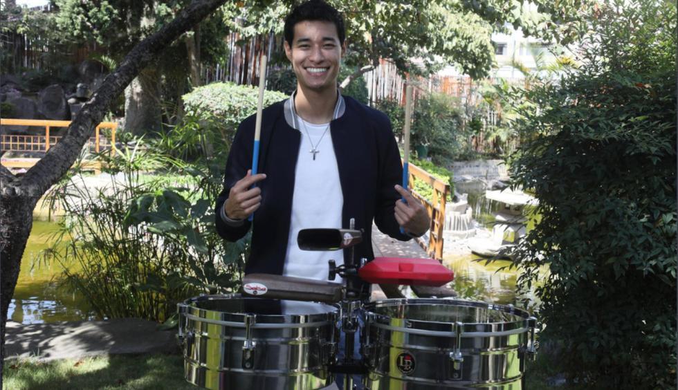 "Tony Succar: ""No tengo mucho talento, pero nadie me gana en disciplina"" (Juan Pone Valenzuela/GEC)"