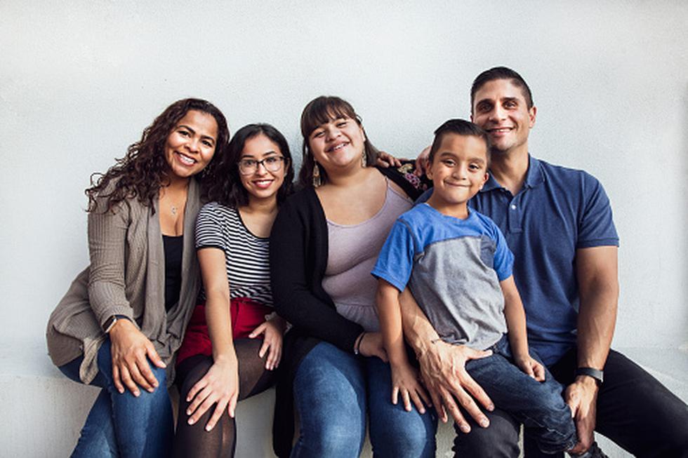 Familia (Foto: Getty)