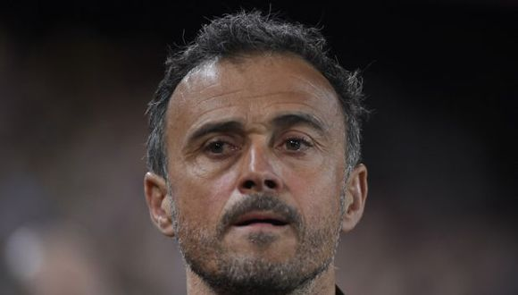 Luis Enrique dejó su cargo como seleccionador de España para acompañar a su hija. (Foto: AFP)