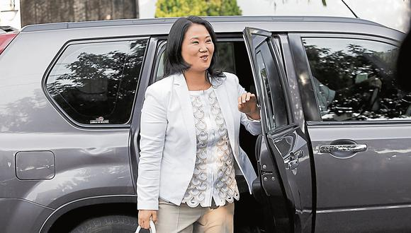 Keiko Fujimori (USI)
