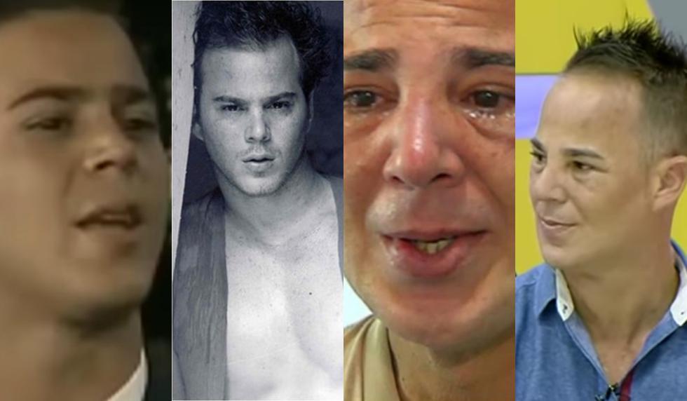 Este el antes y después del actor Joel Borges. (Captura de pantalla)