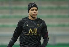 """""""No hay despedida entre nosotros"""": el emotivo homenaje de Mbappé a un joven asesinado en Francia"""