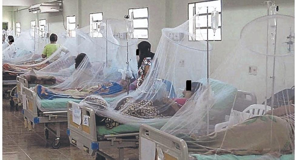 Madre de Dios: Cuatro adultos mayores contrajeron dengue y COVID-19 a la vez | VIDEO