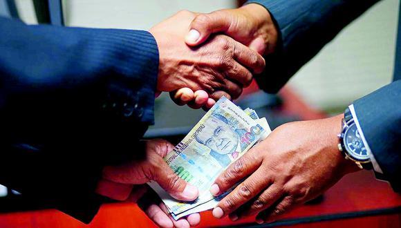 PBI y corrupción