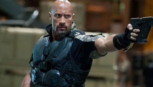 """Dwayne Johnson interpretó a Luke Hobbs en las películas de """"Rápidos y furiosos"""" y luego de ser enemigo de Dominic Toretto, terminó uniéndose a su equipo (Foto: Universal Pictures)"""