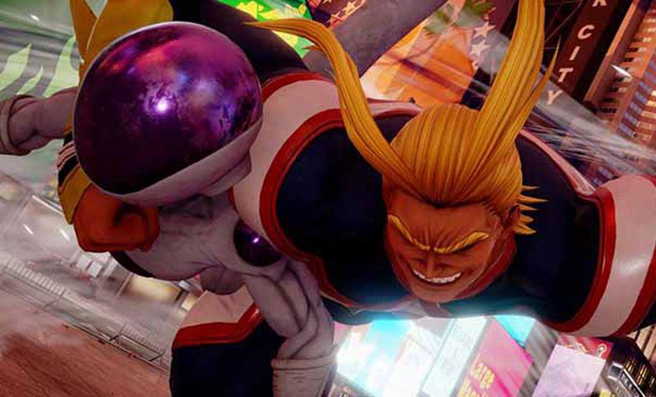 Bandai Namco ha revelado la lista completa de personajes descargables que llegarán a Jump Force.