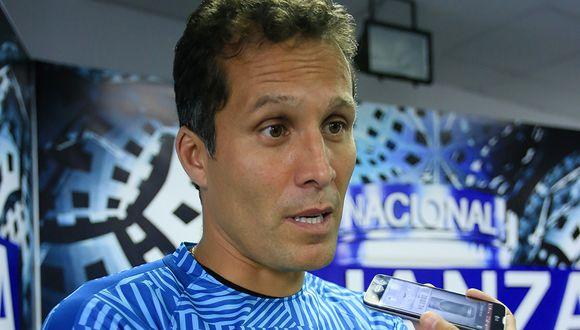 Leao Butrón responde tras críticas por los gestos que realizó en Ayacucho. (Foto: Jessica Vicente/GEC)