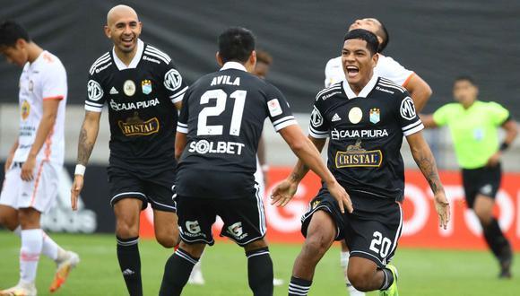 Sporting Cristal jugará ante Peñarol por los cuartos de final de la Copa Sudamericana. (Foto: Liga 1)