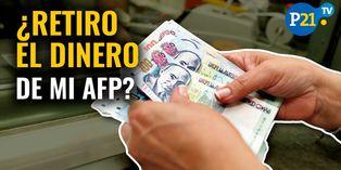 ¿Conviene sacar mi dinero de la AFP?