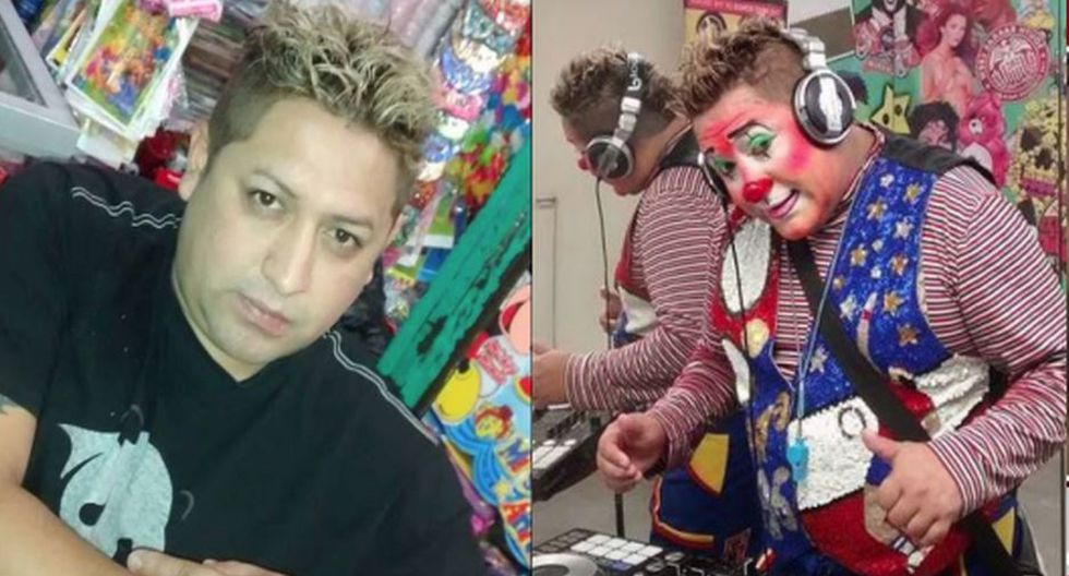 Payaso 'Corbatín' fue hallado muerto en su habitación de Independencia.   Facebook