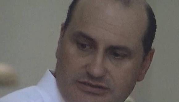 Los medios locales también confirmaron que el heredero de OAS había tenido su tercer hijo hace poco más de un mes. (Foto: captura de tv)