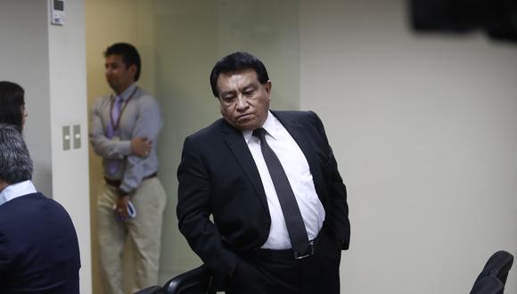 José Luna Gálvez está cumpliendo 36 meses de detención domiciliaria. (Foto: GEC)