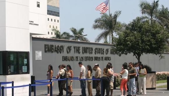 Harold Forsyth: 'No es una utopía eliminar visa a Estados Unidos'. (USI)