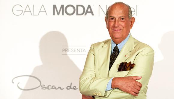Sus reconocidos diseños están considerados entre los más caros del mundo de la moda. (Fuente: AFP)